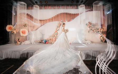 【皇家婚礼】精致韩式婚礼包含四大金刚