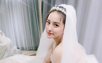 【梵思造型】全程新娘跟妆-资深化妆师Ada