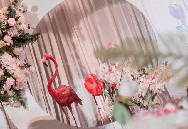 【姜爱婚礼】ins风小清新婚 让婚礼拥有更多可能