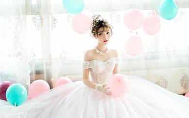 【凯瑟琳真实客片】新娘跟妆