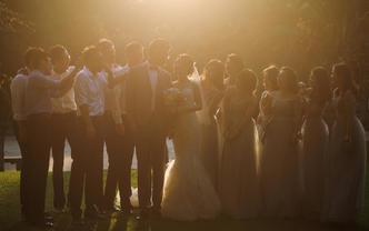 木木摄影 双机位婚礼拍摄 全程拍摄