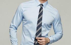 【优刻定制】纯手工定制衬衫两件 赠送优雅法式袖扣
