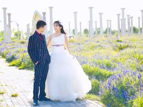 韩式唯美婚纱摄影