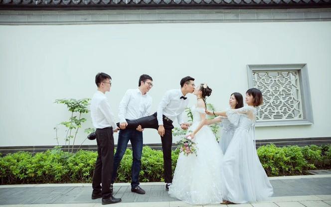 婚礼流程纪实跟拍/单机位/可选女摄影师