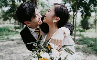 【立减2000元】+自然森系+万元婚嫁礼