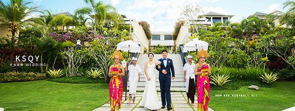 旷世奇缘|巴厘岛艾斯水上婚礼