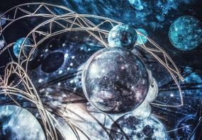 夜星丨DreamPark·唯美星空主题婚礼