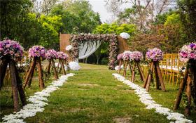 【忆江南】《绿色草坪》韩式婚礼