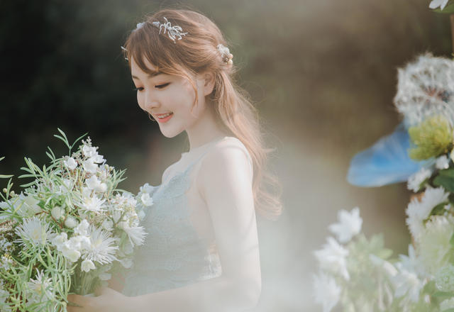 【雨琪创意策划】户外婚礼-《和煦》