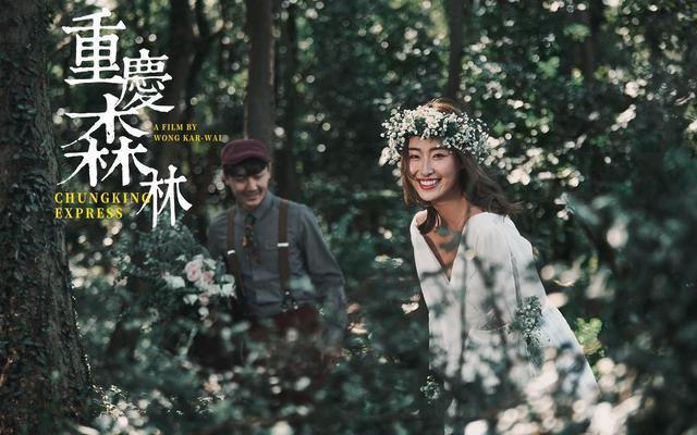 【佳丽摄影】——森系系列