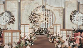 【新中式婚礼】典雅·月阑