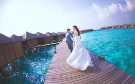马尔代夫旅拍 WedAmour图途海外婚纱摄影