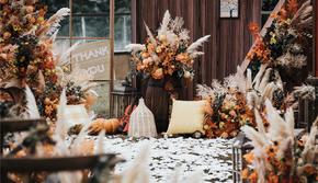 【户外婚礼】鲜花花艺布置+婚礼策划+婚礼设计
