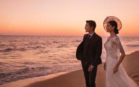 幸福时光婚纱摄影【相守】婚纱套系