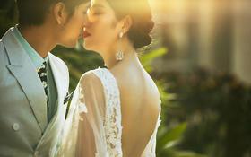 【蒙娜丽莎】灯塔森林婚纱照客片