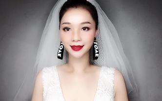【首席化妆师】全程新娘跟妆+亲友妆