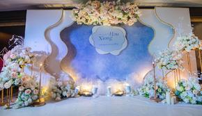 红林大酒店19楼 浪漫白色婚礼