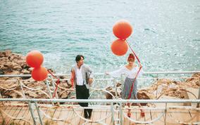 游艇出海+教堂+一对一+梦幻夜景=特惠套餐来袭