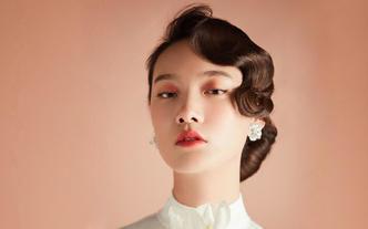 依然造型-晓婷 首席化妆师全天婚礼新娘跟妆