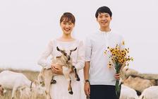 【网红小羊】短途旅拍原野牧场定制拍摄路线2天