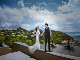 唯美泰国苏梅岛婚纱摄影套餐