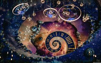 星空|创意|穿越时空|设计|梦幻