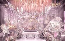 超值套餐-一价全包(包含四大)心动粉色花园风婚礼