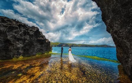 【巴厘岛】南纬8°丨巴厘海景、悬崖、夕阳、礁石