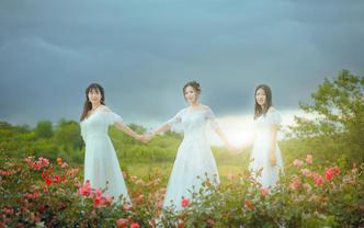 V视觉婚礼摄影【 高级单机摄影》精修40婚礼跟拍