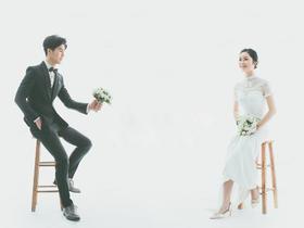 COMIU 韩式内景婚纱照