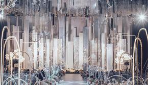【忆江南-上市婚企】时尚创意简约风纯布置套系