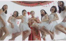 【梦影电影】首席双机位作品  一段优美胖子舞