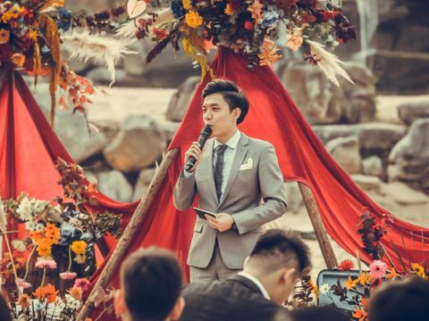 【Joker很特别】主持人陈楠———玩转婚礼