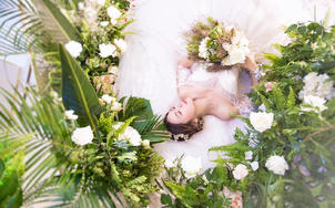[ELLA梦幻公主系列]三件婚纱礼服套餐