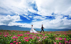 时尚经典全球旅拍丽江—雪山庄园(六)