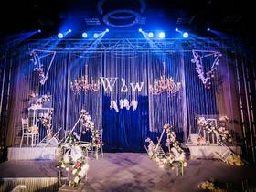 蜜芽婚礼现代结构时尚简约欧式婚礼
