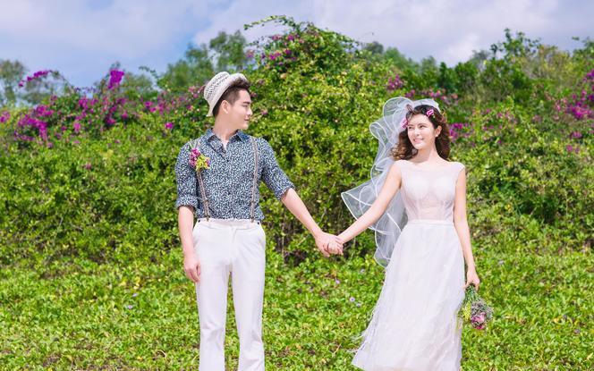 【罗马风情婚纱摄影】全包价★甜蜜一生★热销套系
