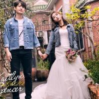 青春定制<时尚90后>婚纱照   一对一原创拍摄