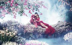 仙度瑞拉实景基地  满足你对婚纱照的一切幻想
