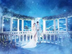 简爱系列唯美婚纱照