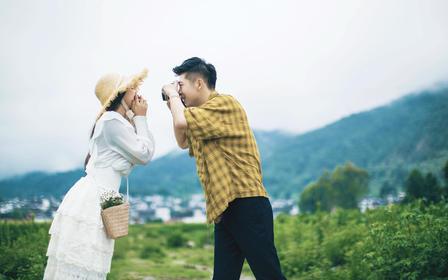 丽江 大理旅拍一价全包+补贴机票+2晚民宿+包邮