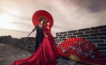 《多彩水晶》创意婚纱摄影套系