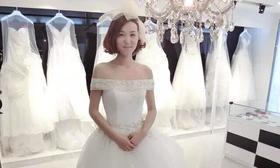 洛维思婚纱造型
