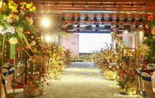 【花理派婚礼】用明亮的颜色来许你一世的承诺