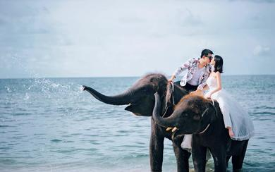 普吉岛定制婚纱旅拍系列,打卡海外海岛网红款16