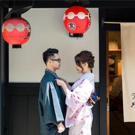 日本京都富易佳轻旅拍婚纱摄影FOIGA