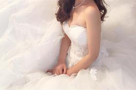 跟妆客片︱ 十月最美新娘