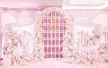 初壹婚礼│套餐 《粉色樱花梦》