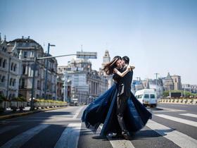 Jovess studio婚纱摄影【上海外滩十八号】