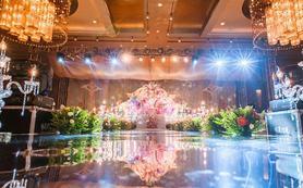 油画风主题婚礼